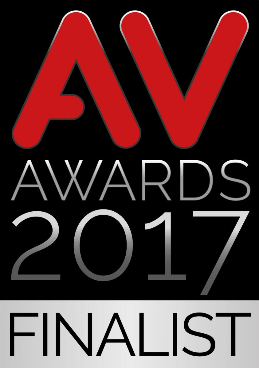 Shortlisted for this years AV Awards!!