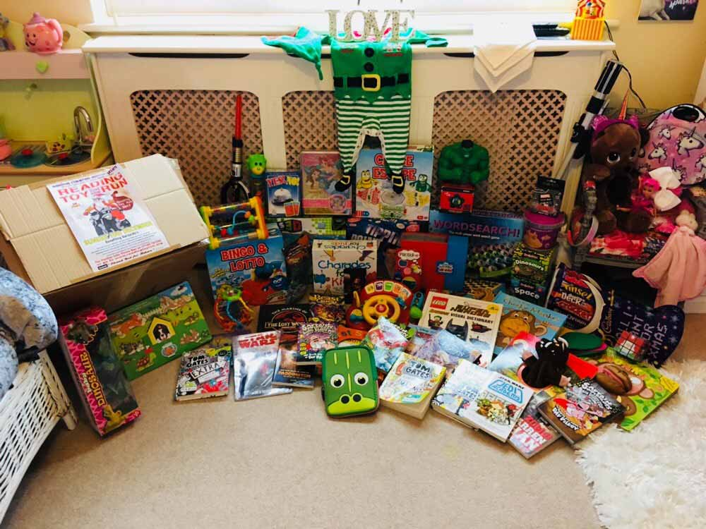 Twisted Donate Unwanted Toys To Reading Toy Run