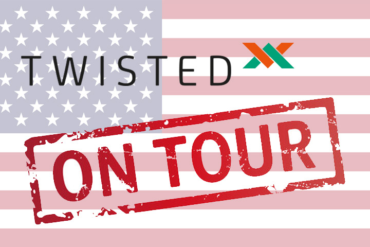 Twisted On Tour!