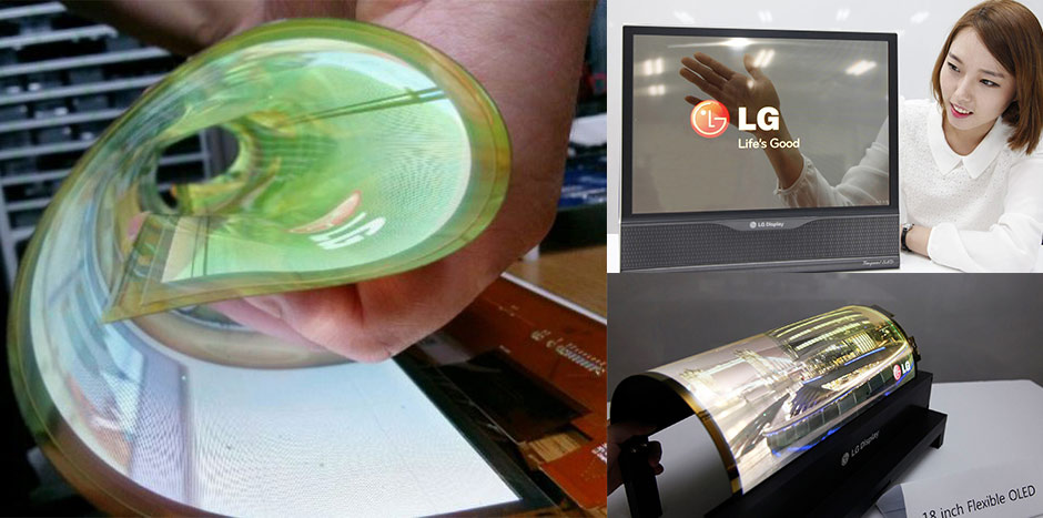 A TV for swatting flies – LG OLED