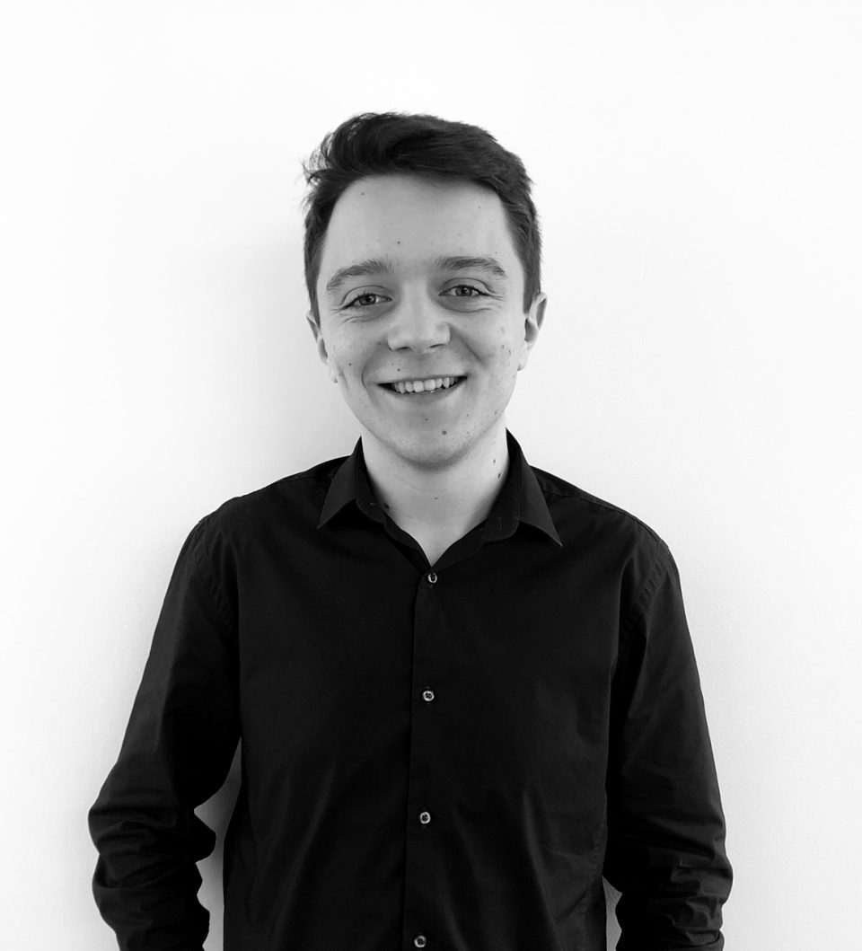 Welcome to our new Technical Coordinator Joe!