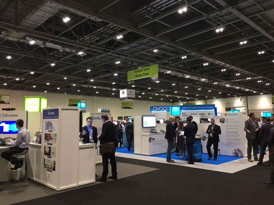UC Expo – London Excel