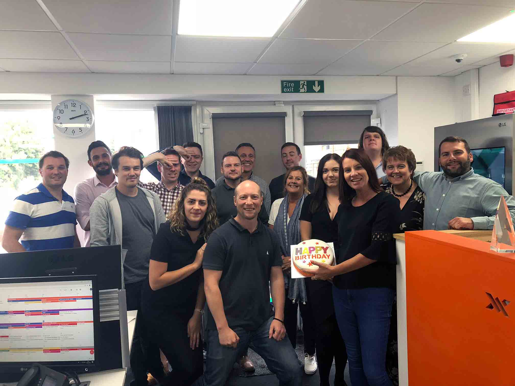 TwistedPair celebrate 14th birthday!