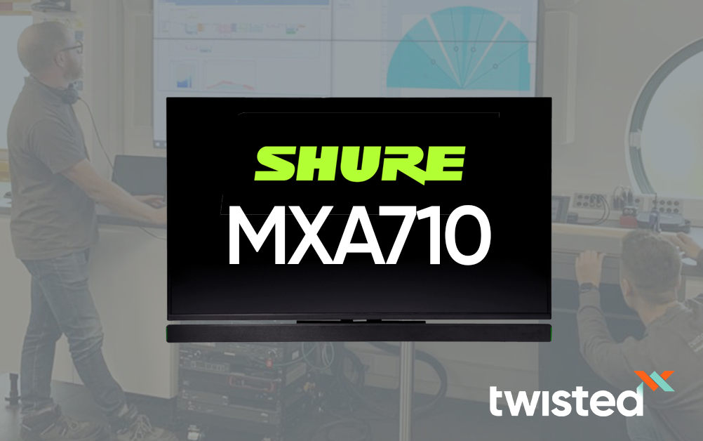 Love It or Twist It – The MXA710!